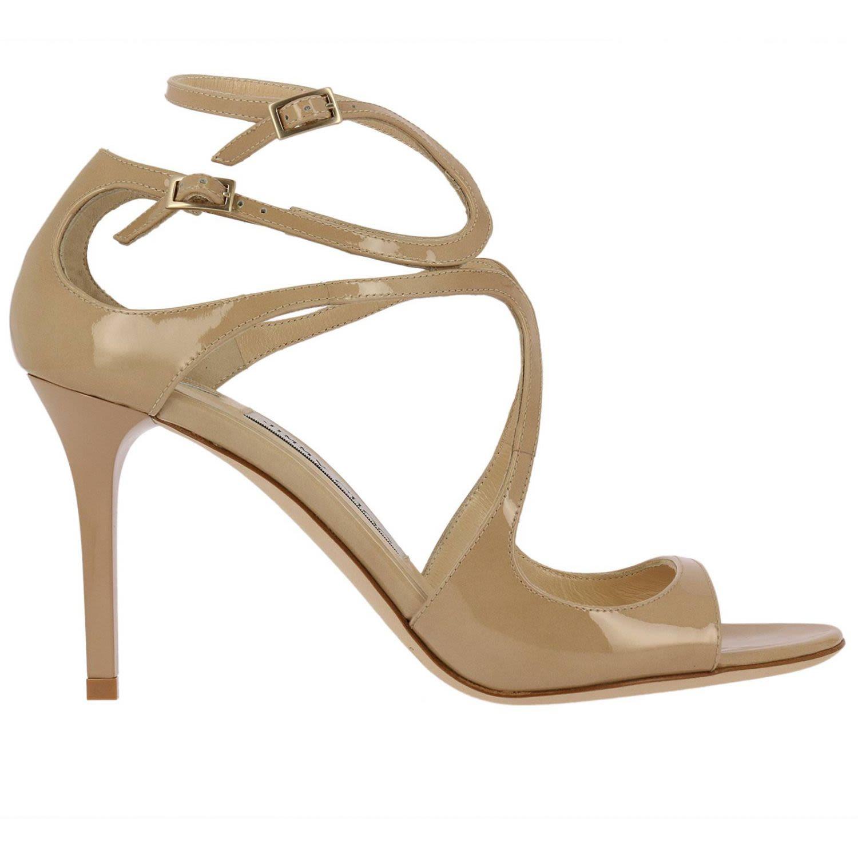 Heeled Sandals Shoes Women Jimmy Choo
