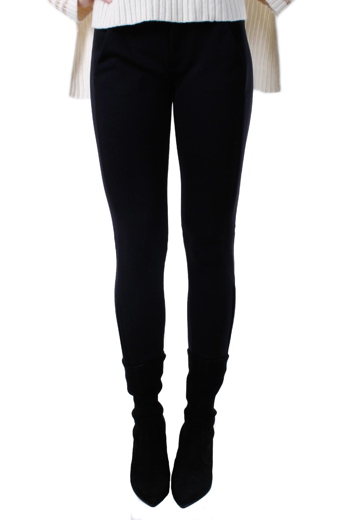 Dondup Black Callaghan Trousers