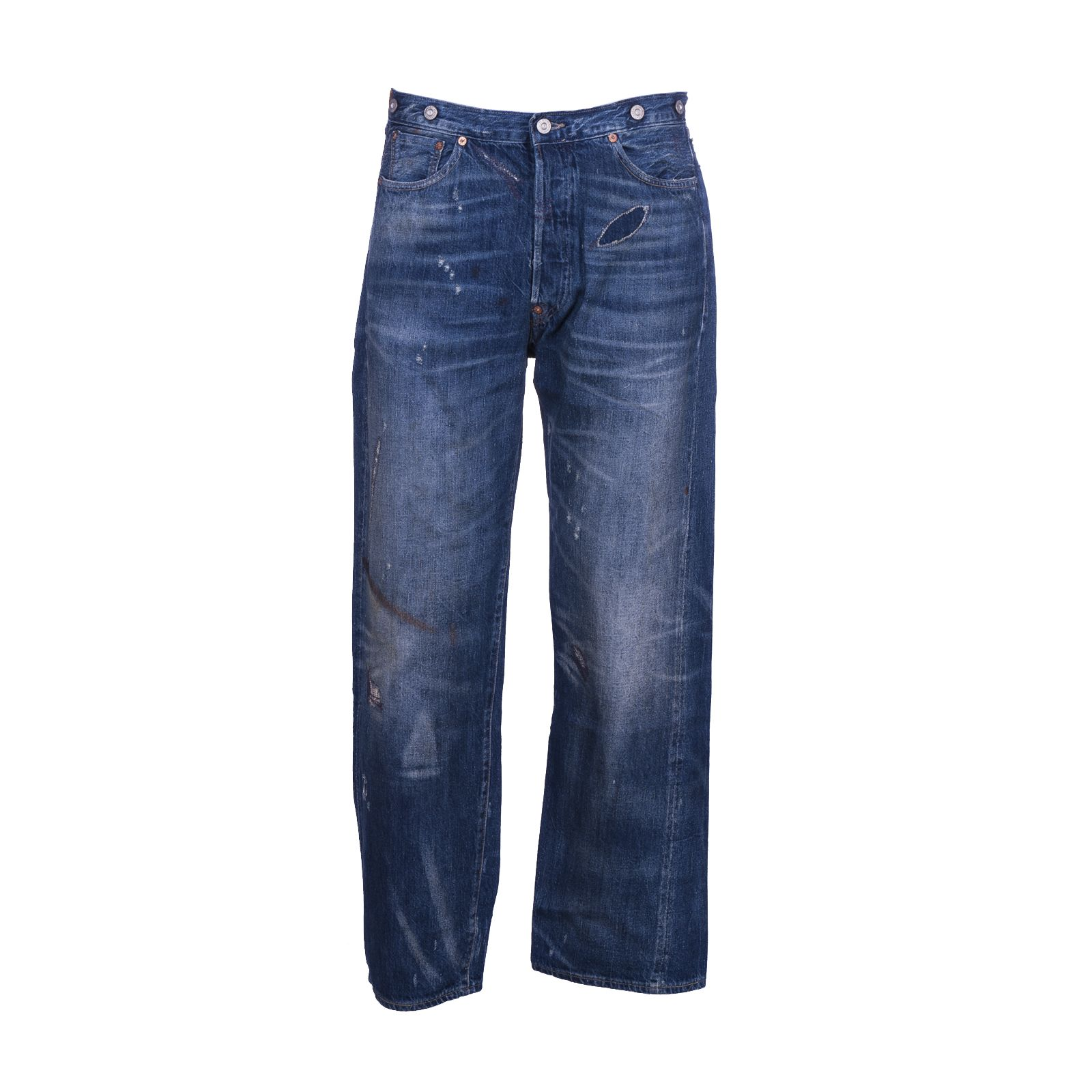 Levis Vintage Clothing Faded Jeans