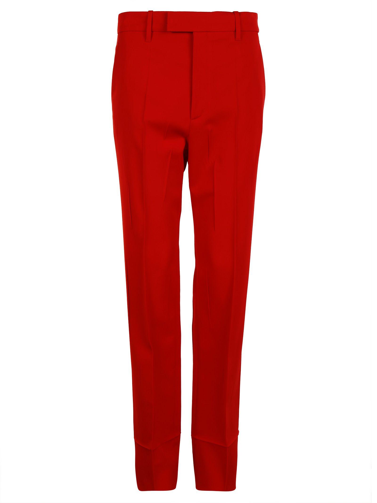 gucci pants. gucci stretch wool pants