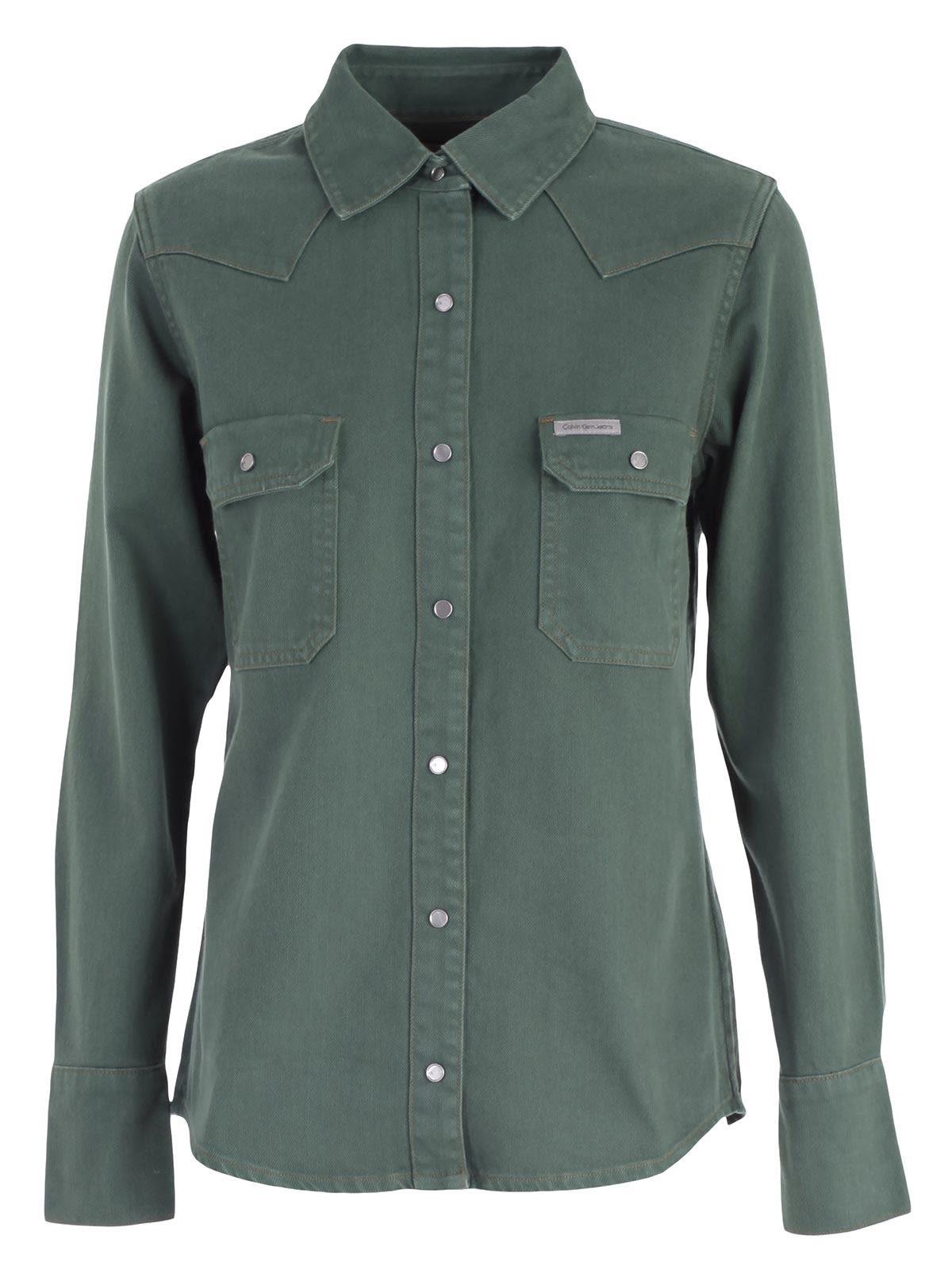 Calvin Klein Jeans Est.1978 Cottons SHIRT