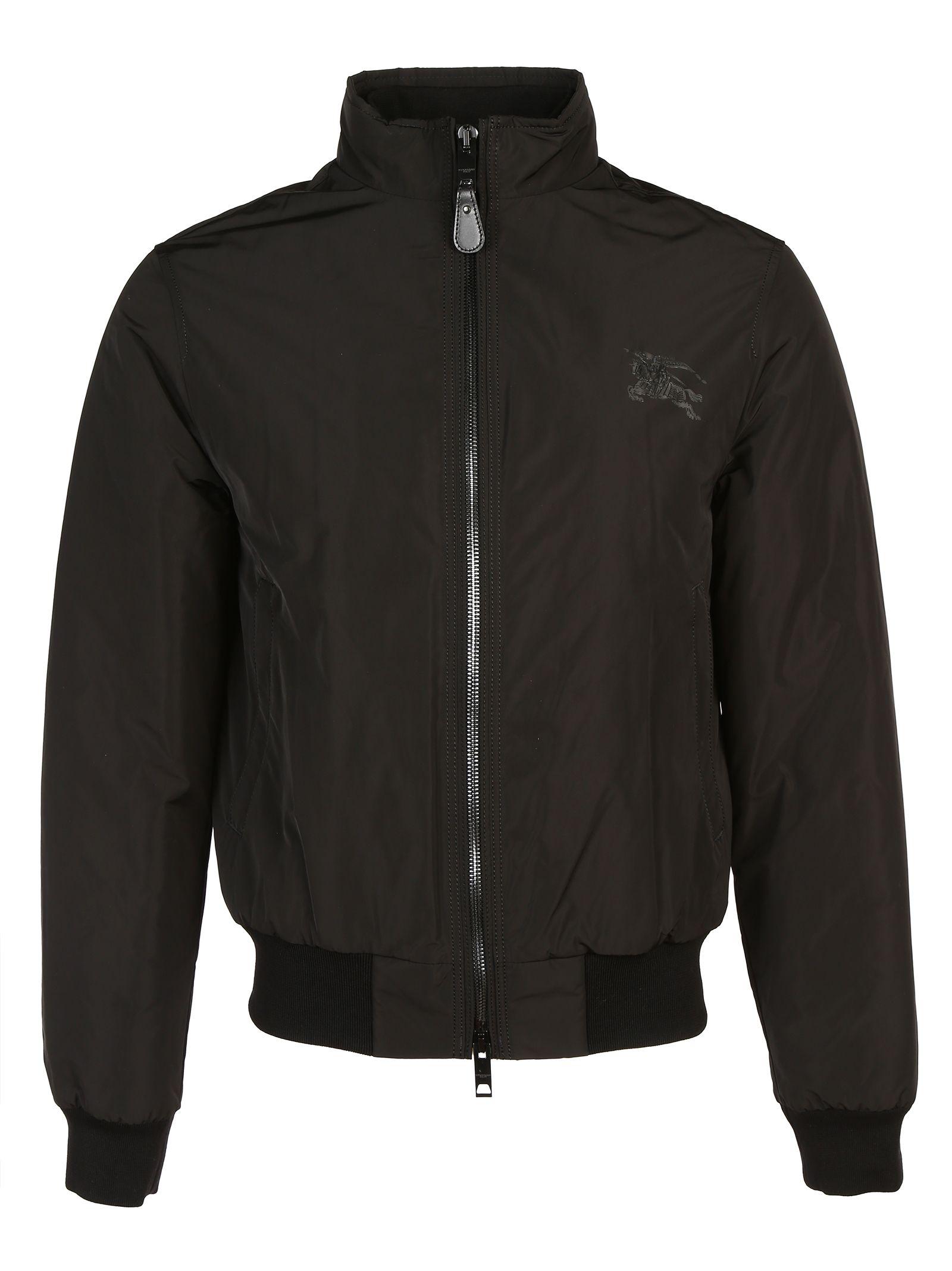 burberry brit burberry brit nylon quilted jacket black men 39 s jackets italist. Black Bedroom Furniture Sets. Home Design Ideas