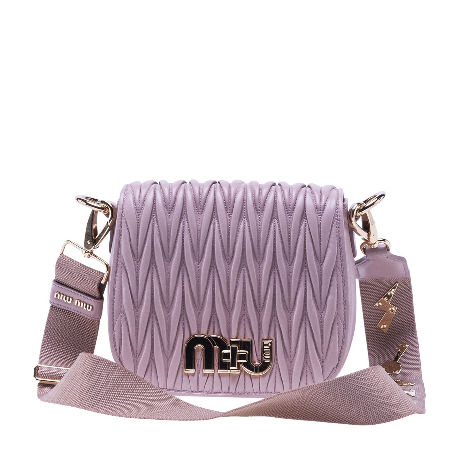 MIU MIU MATELASSÉ SHOULDER BAG a90482eee2008