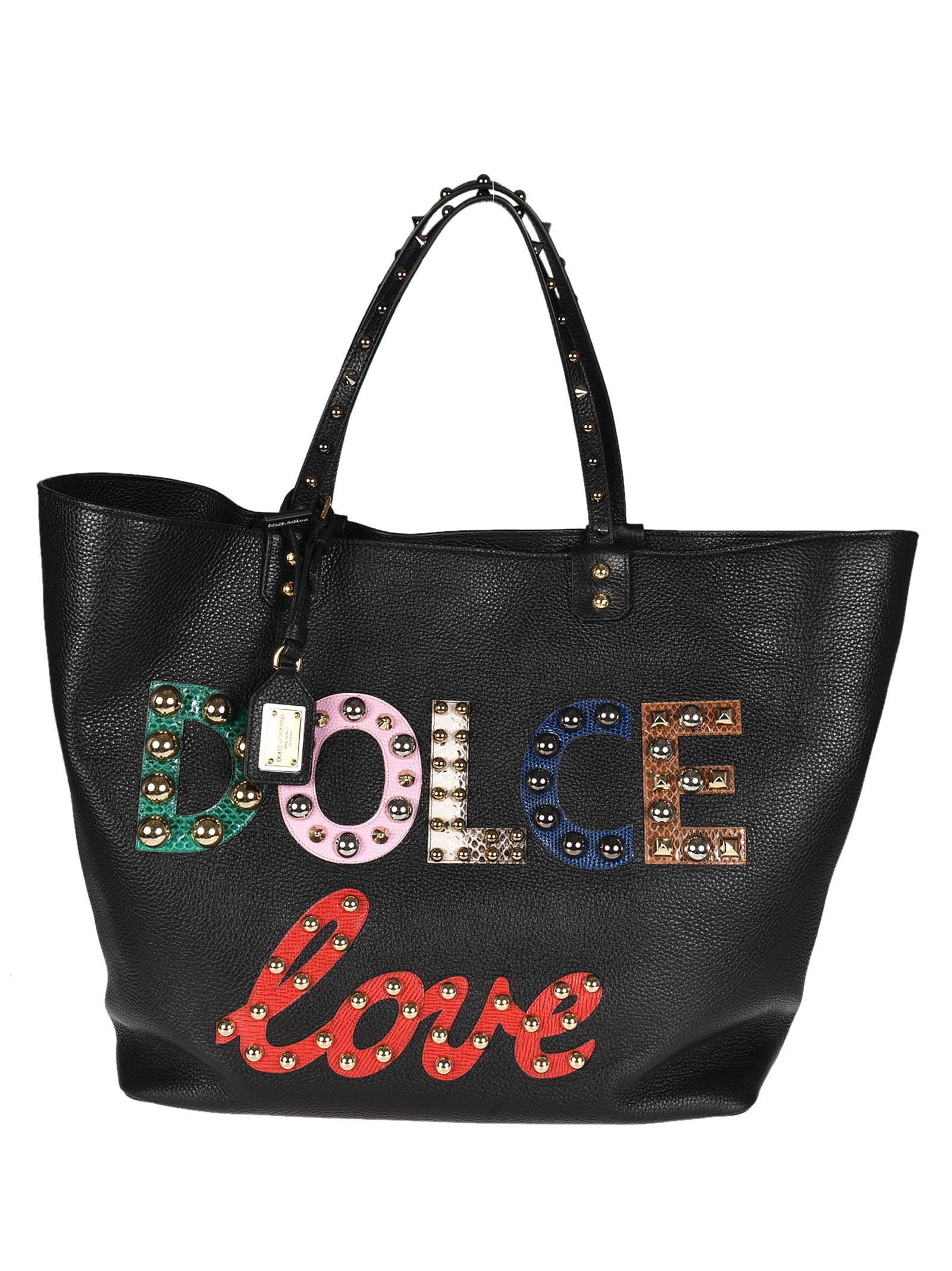 Dolce & Gabbana Beatrice Tote
