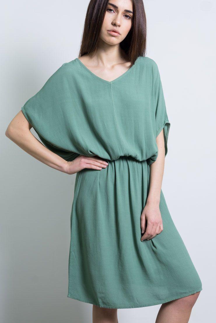 100% Viscose Kimono Dress
