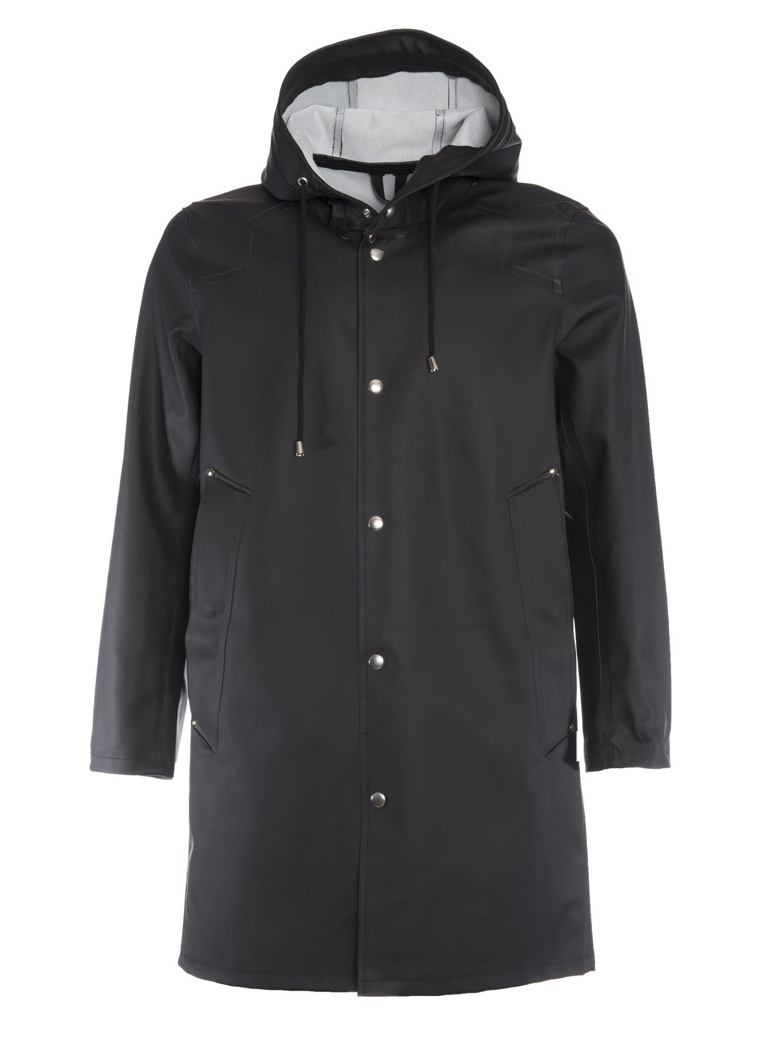 Stutterheim Hooded Coat