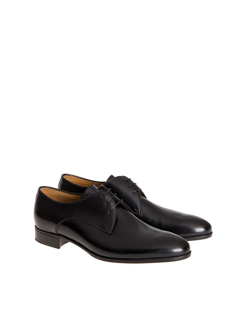 Gravati Leather Derby Shoes