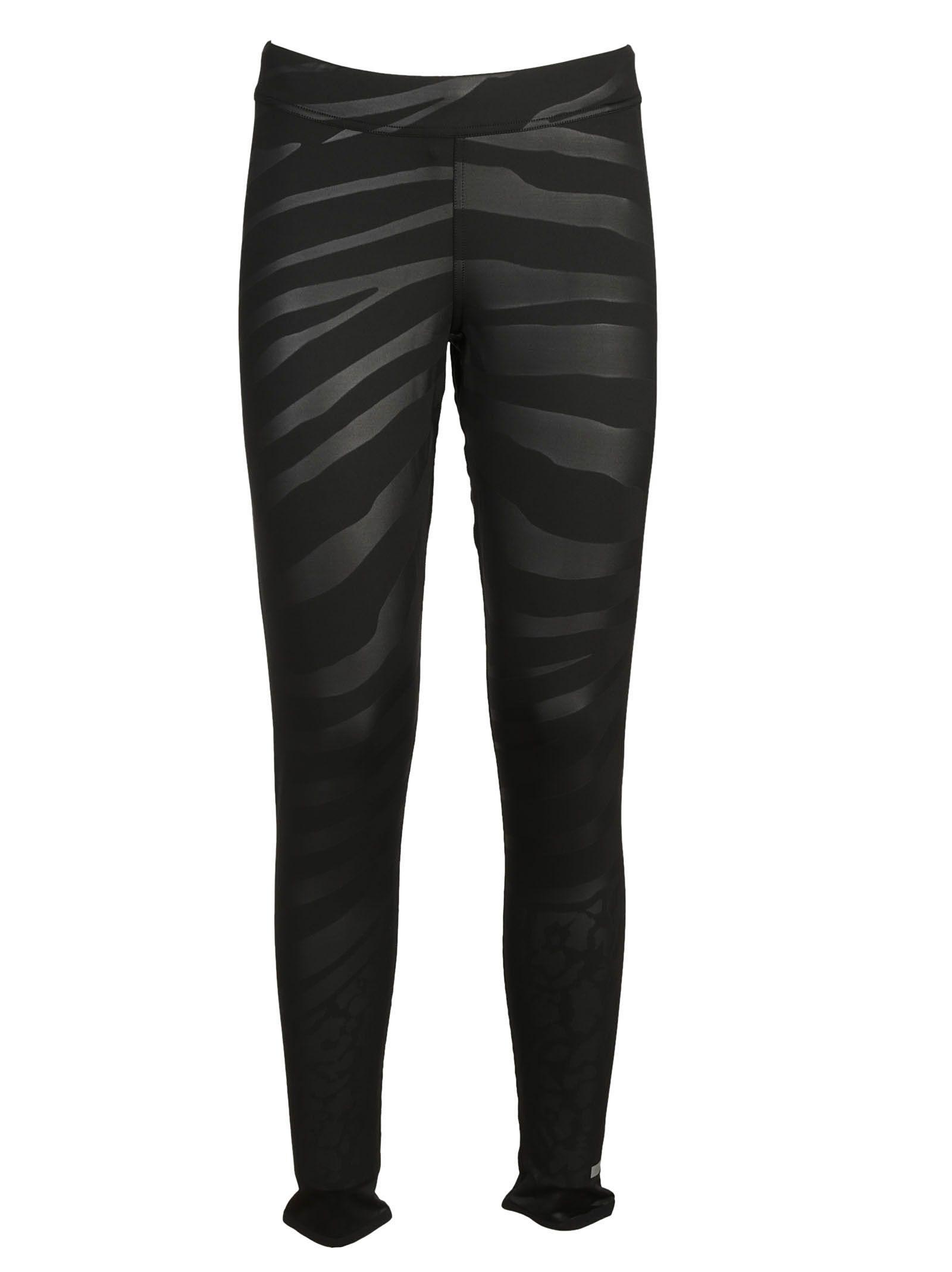 Adidas By Stella McCartney Zebra Print Leggings