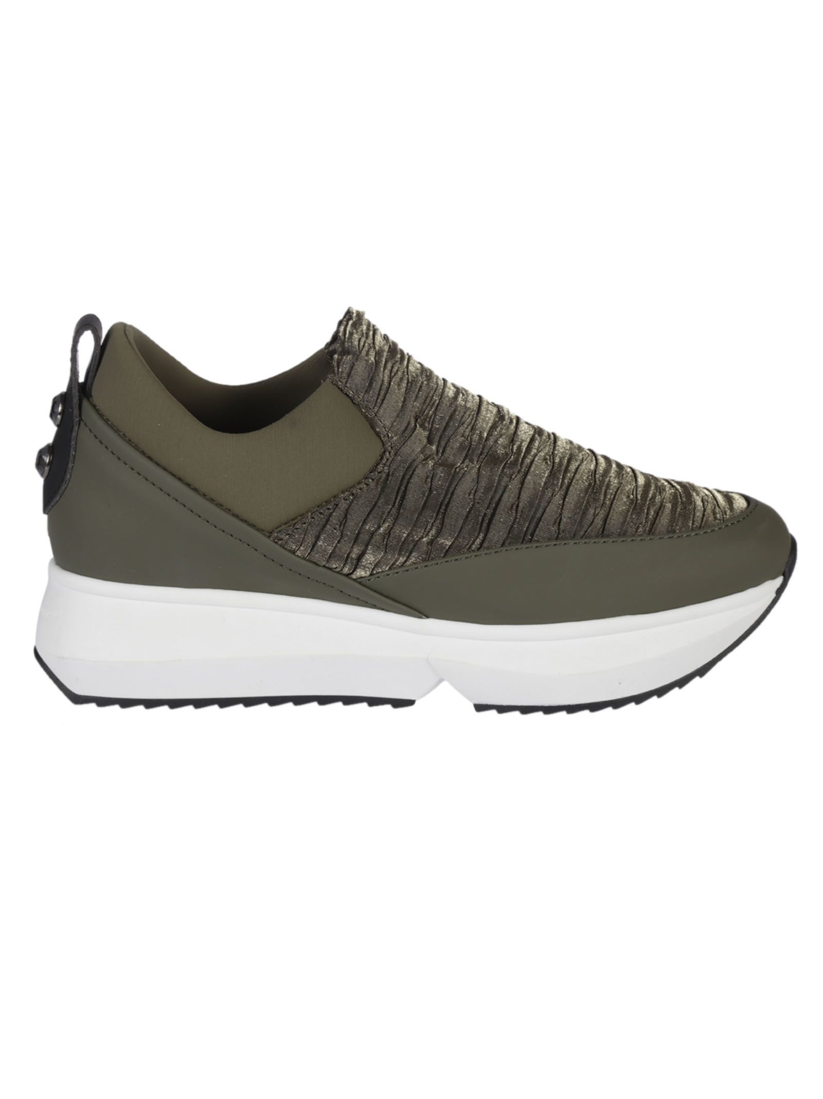 Alexander Smith London Knitted Sneakers