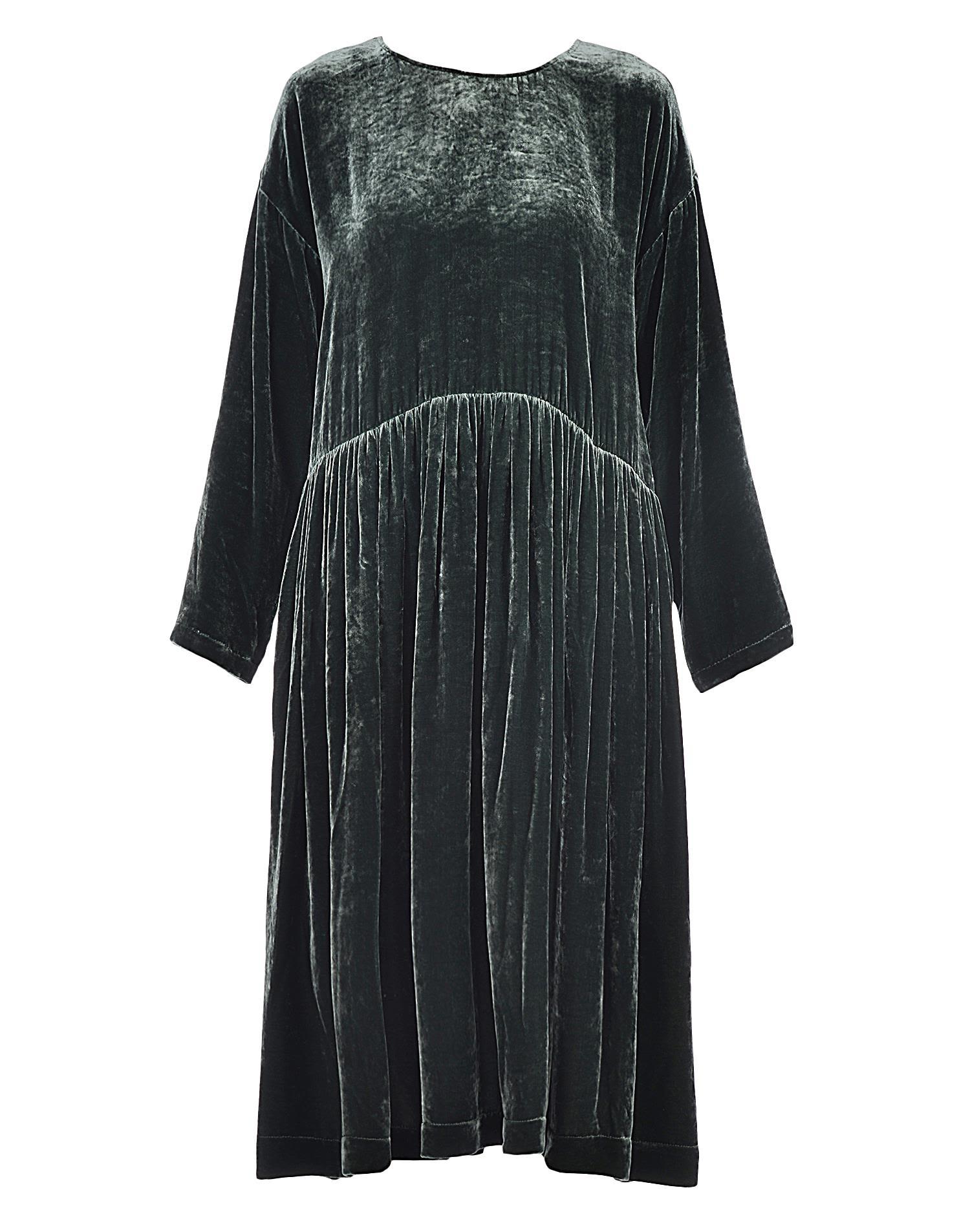 Uma Wang Velvet Dress