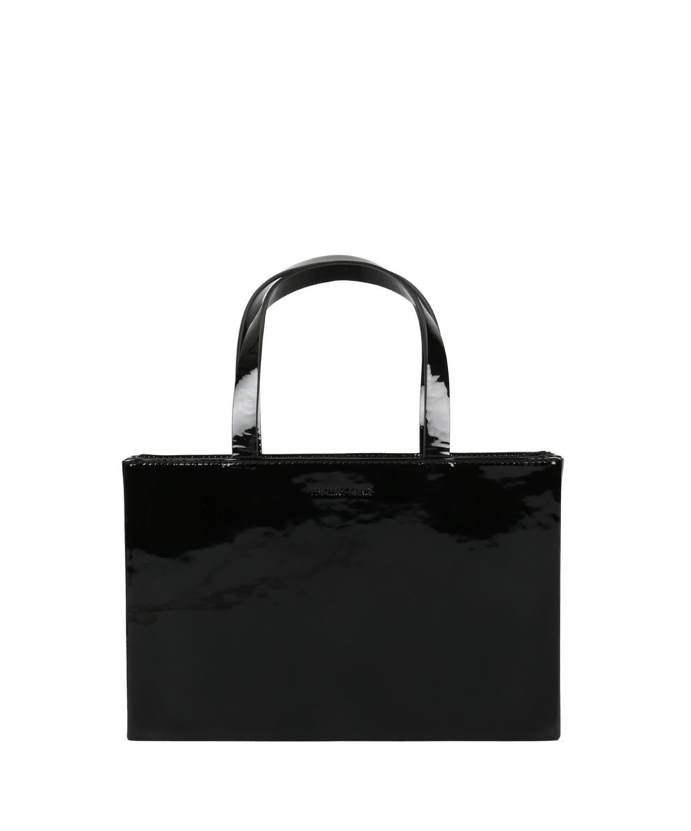 RE-EDITION PATENT LEATHER BAG