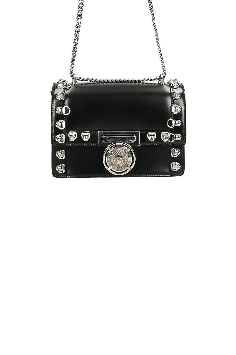 Balmain Bbox 20 Flap Bag