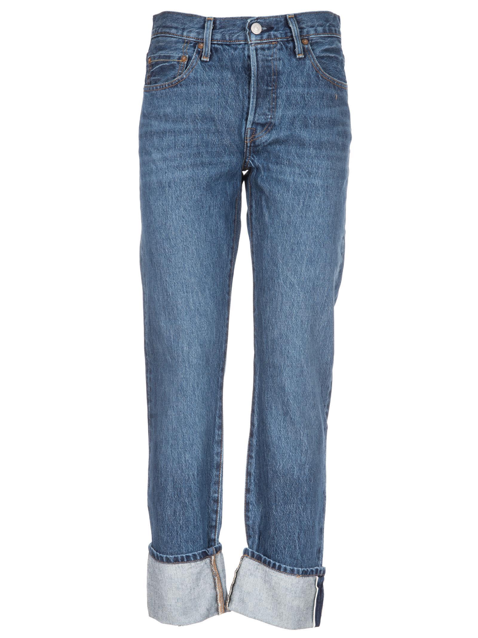 Levis 501 Classic Jeans