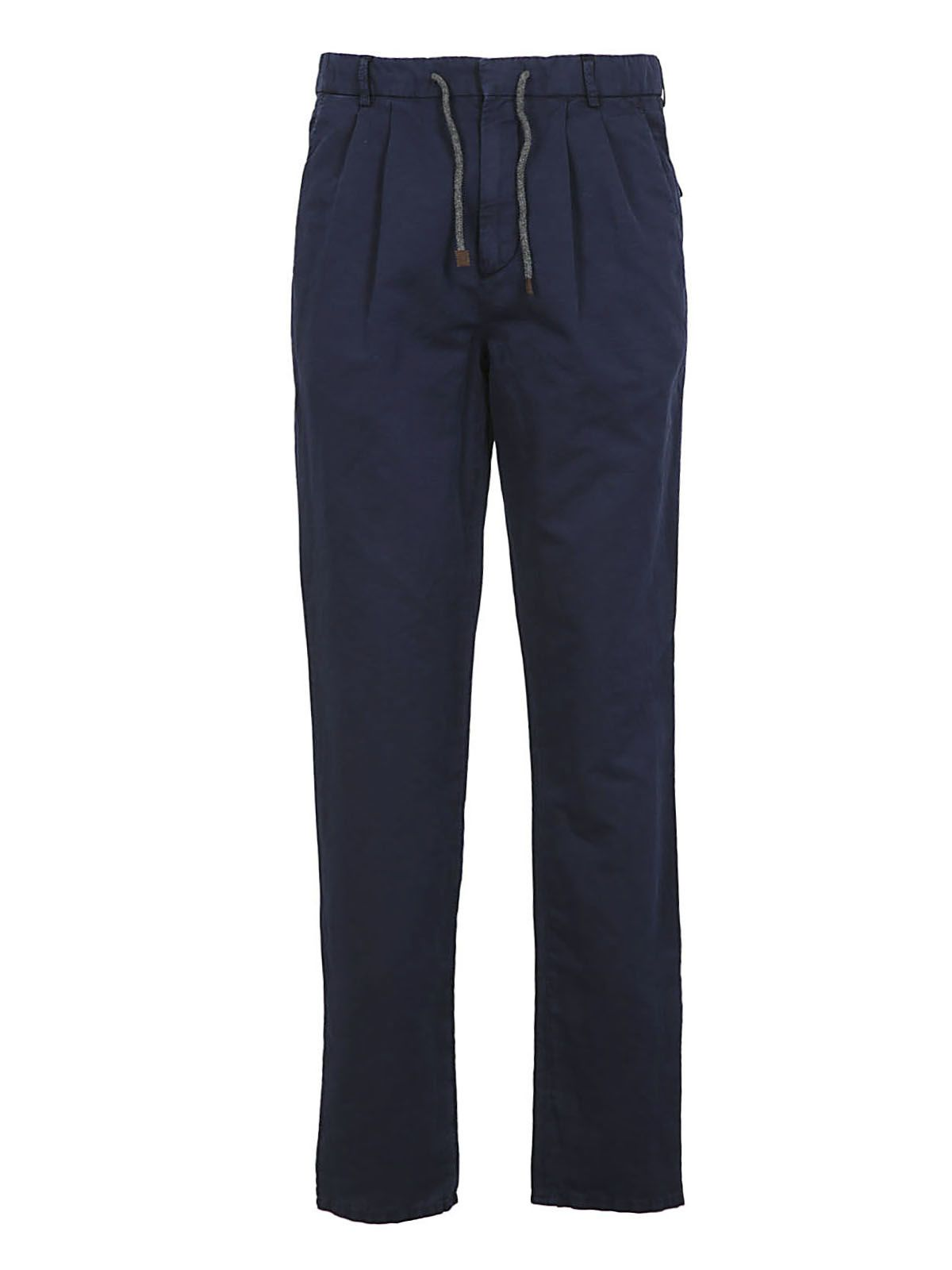 Brunello Cucinelli Drawstring Trousers