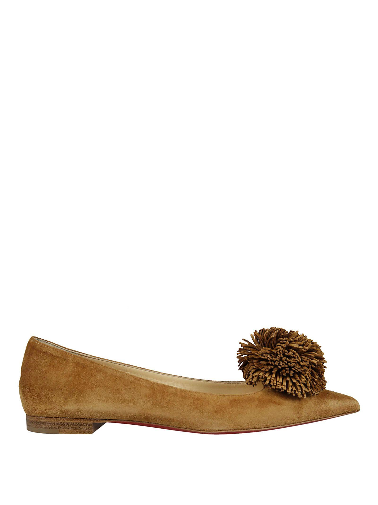 Christian Louboutin konstantina Ballerina Shoes