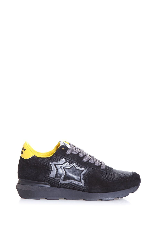Atlantic Stars Antares Suede & Nylon Sneakers