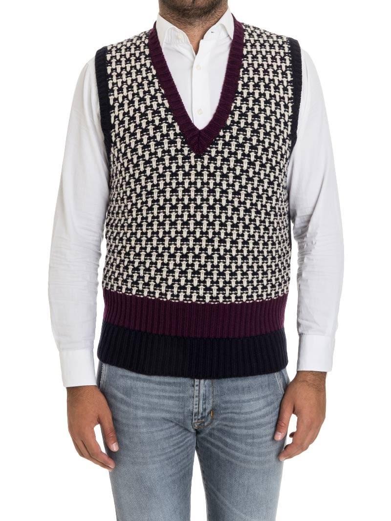 Doppiaa Vest Wool