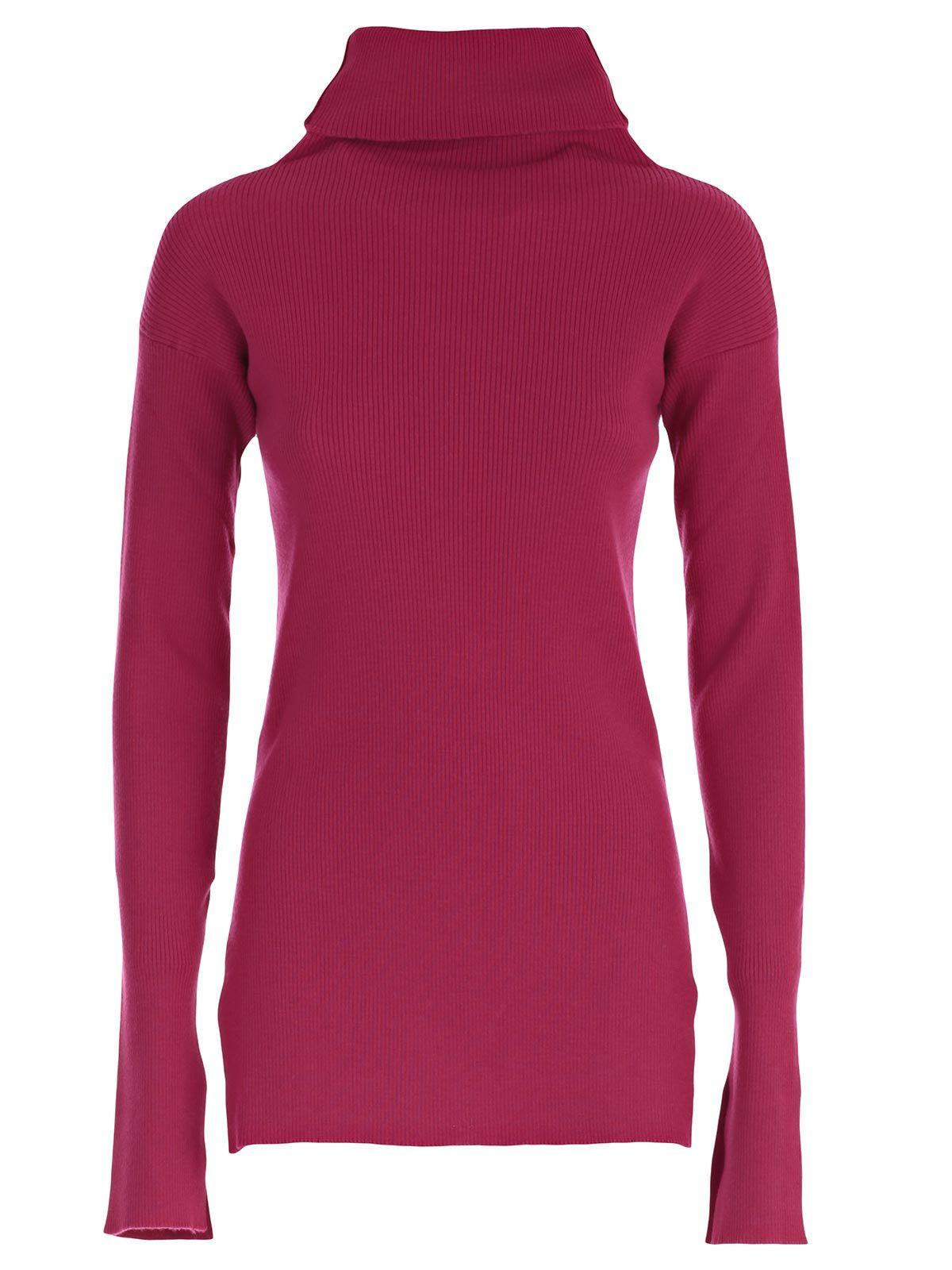 Erika Cavallini - Erika Cavallini Sweater - Pink & Purple, Women's ...