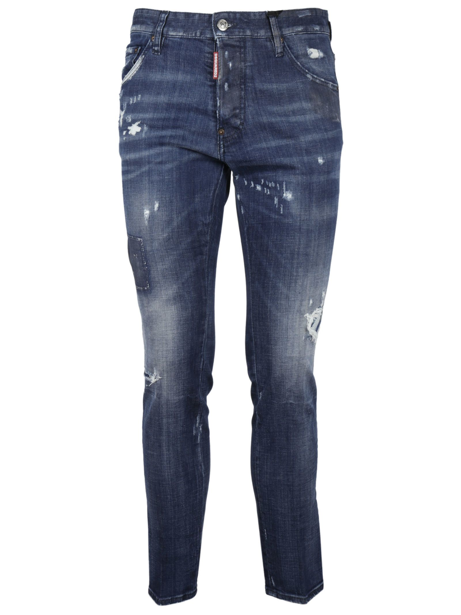 Dsquared2 Cool Guy Slim Fit Skinny Jeans