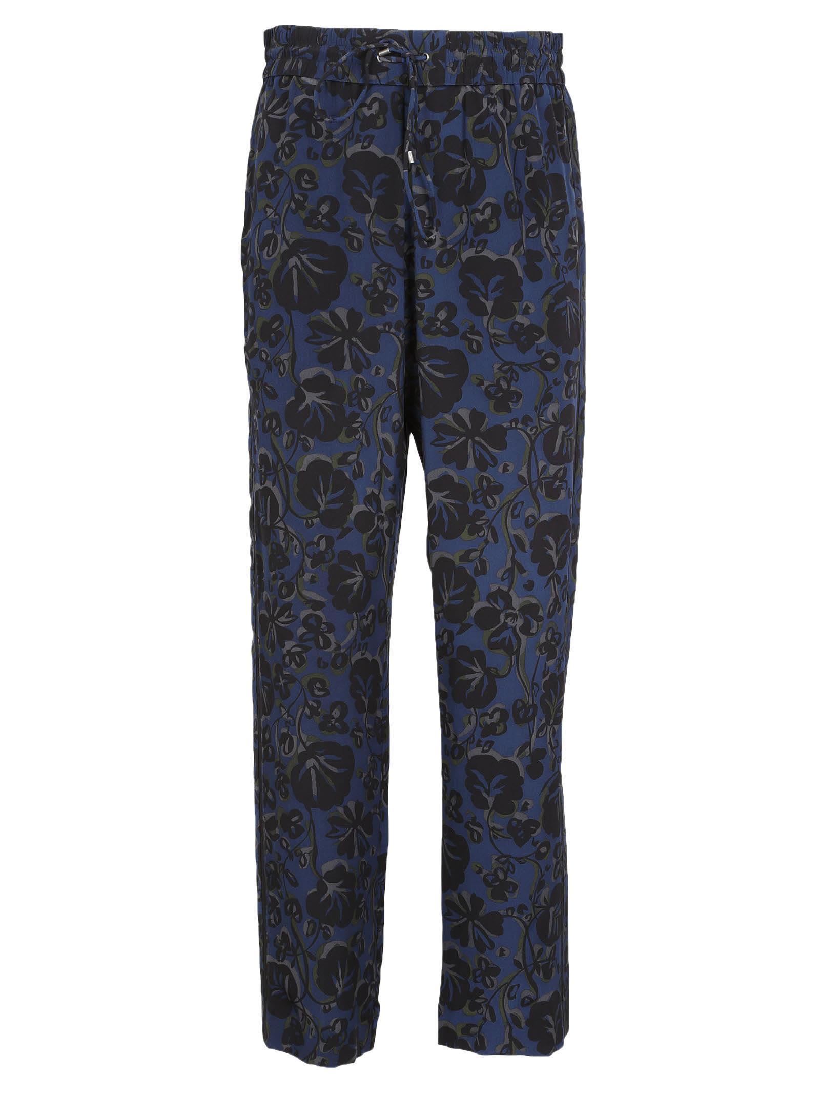 Kenzo Printed Track Pants