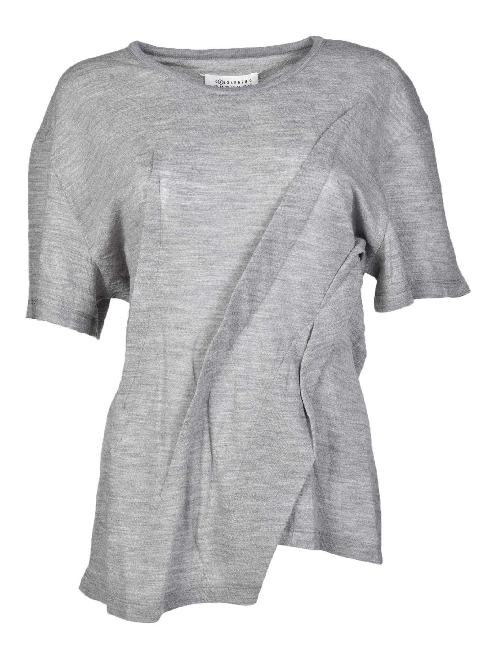 Maison Margiela Jersey Short Sleeve Top