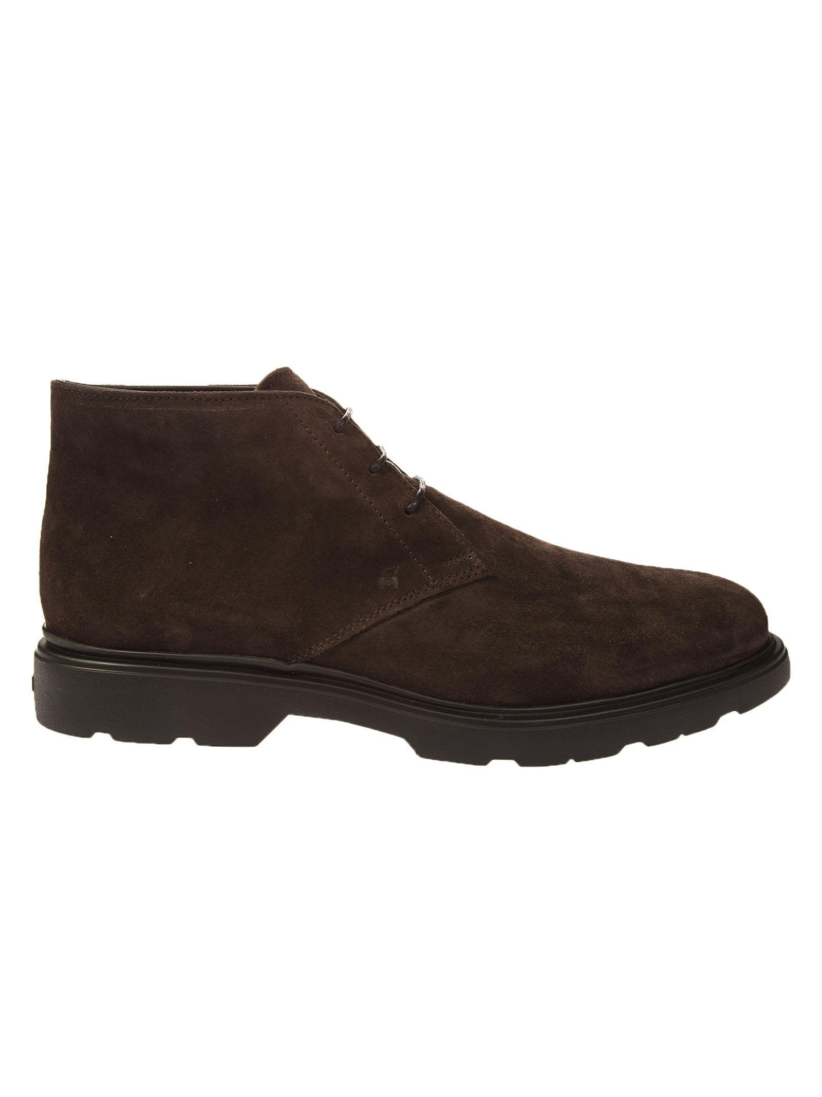 Hogan Route H304 Ankle Boots