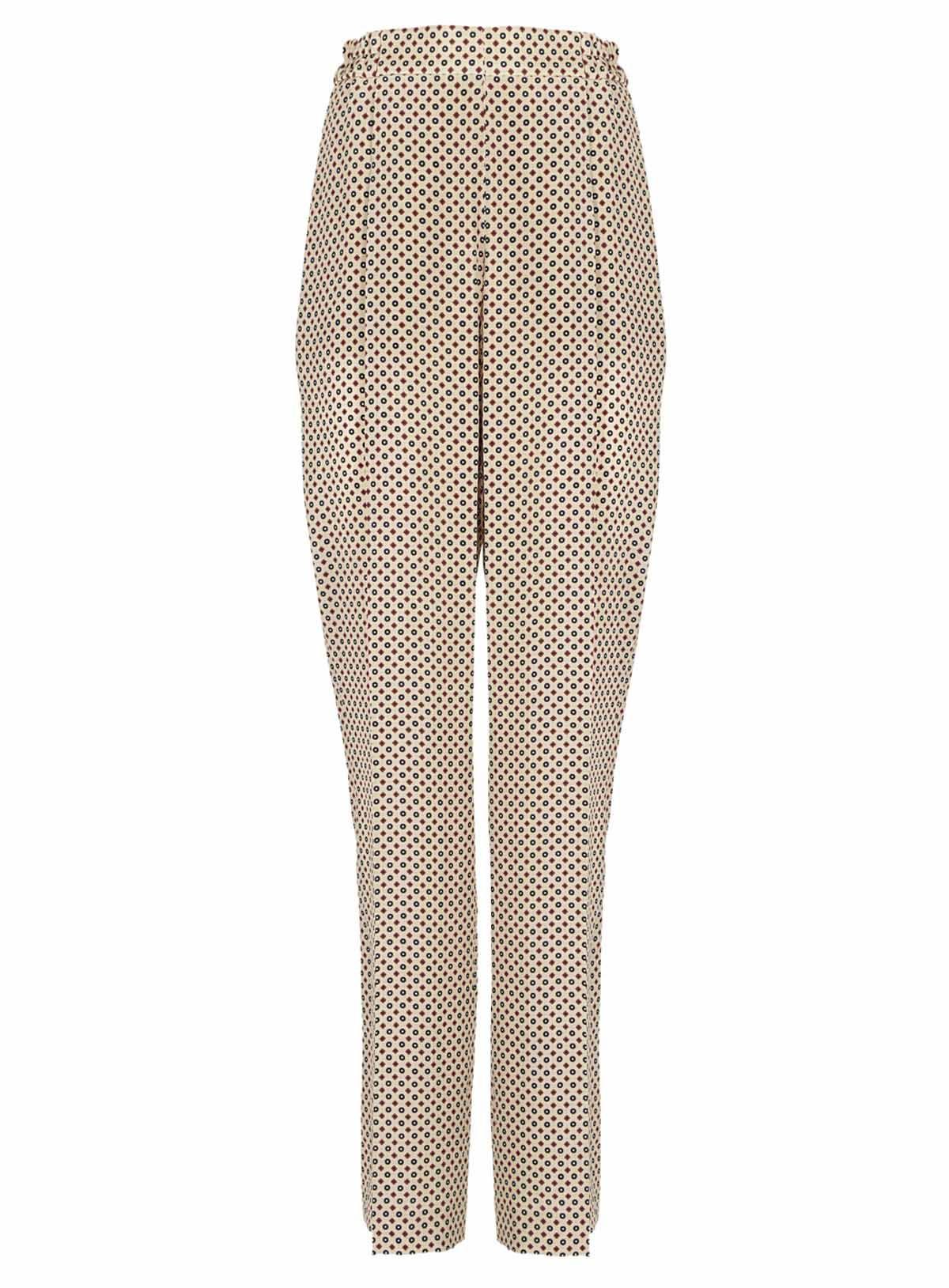 Stella Mccartney Silk Trousers