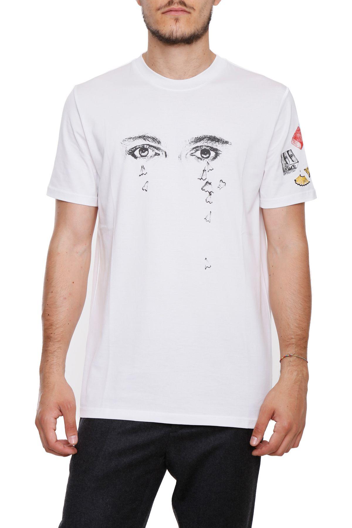 Cédric Rivrain Print T-shirt