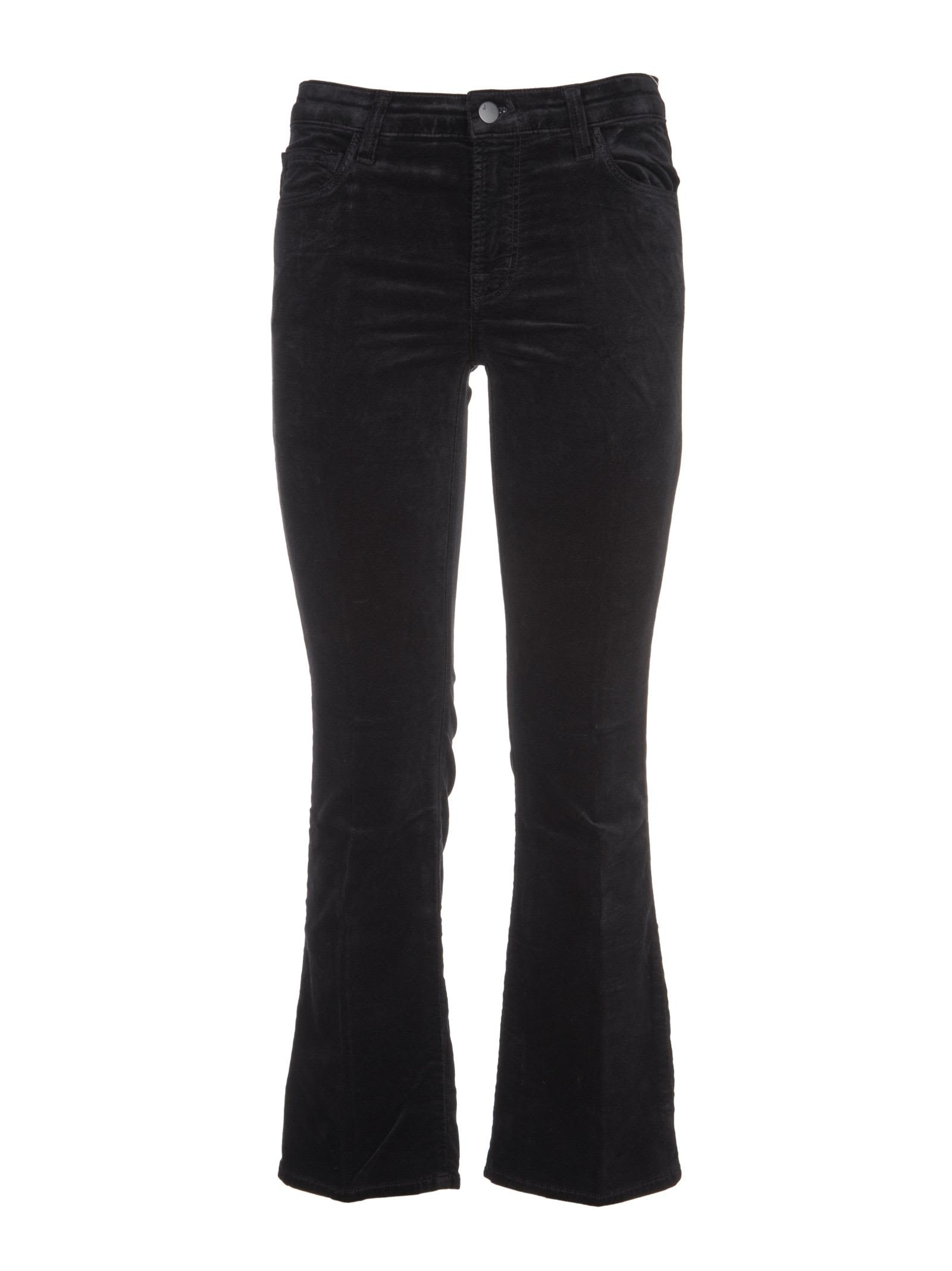 J Brand Fitted Flare Leg Jeans