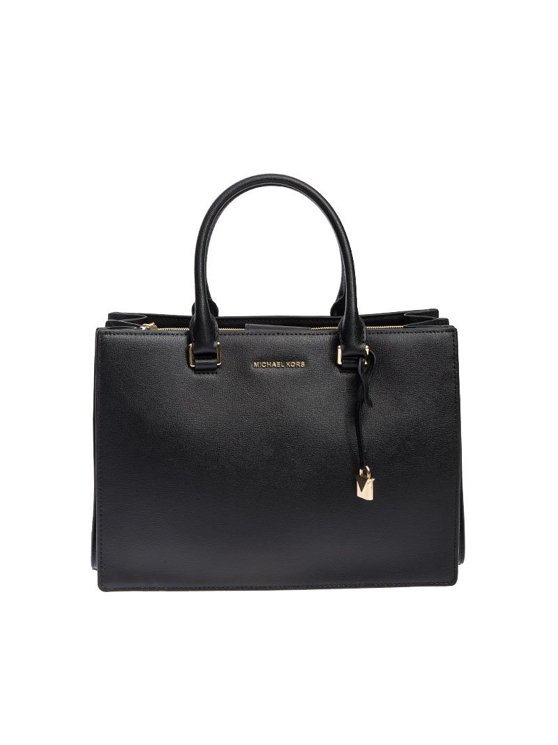 Michael Michael Kors Sutton Leather Bag