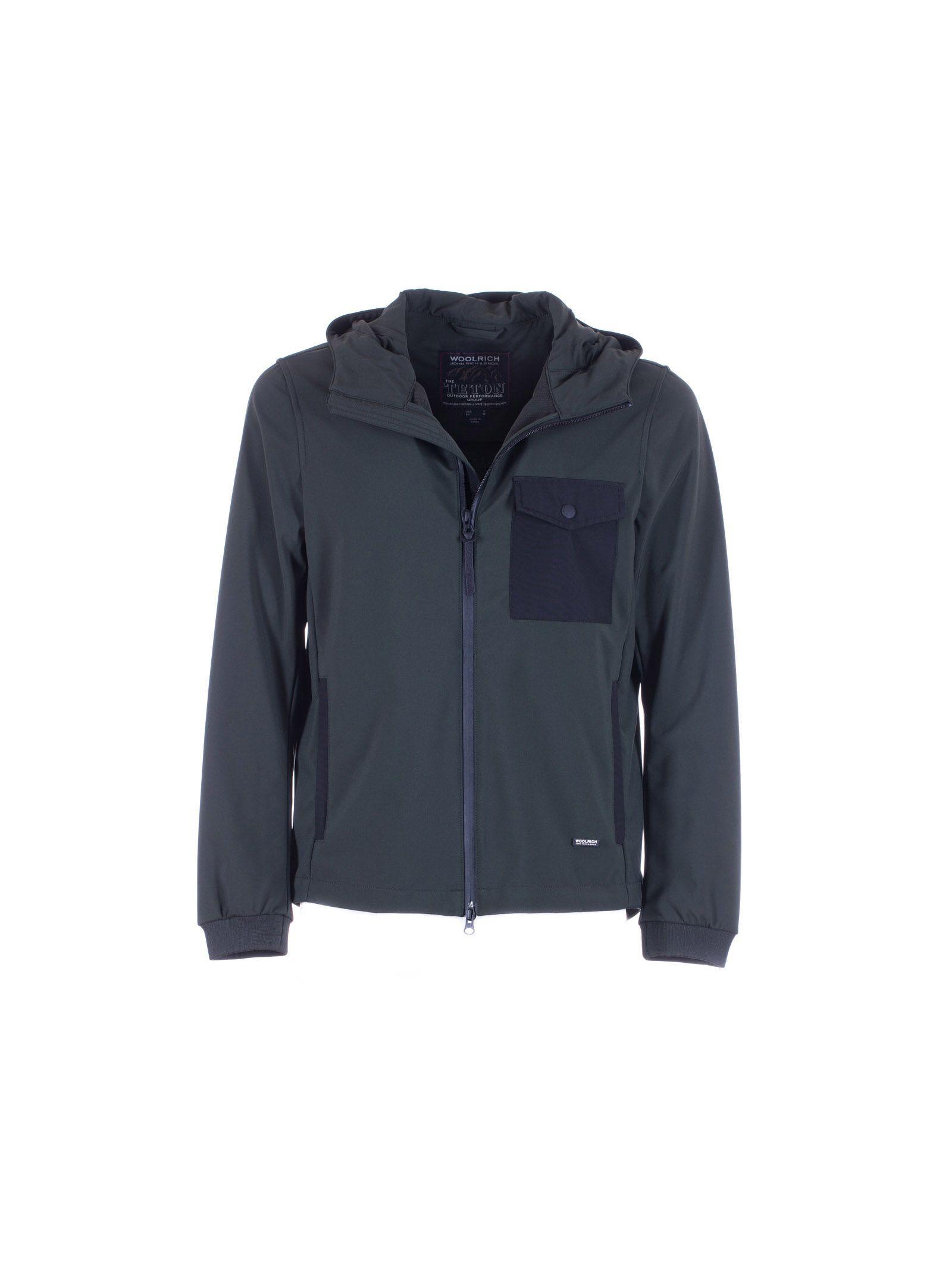 Woolrich Soft Shell Rudder Jacket