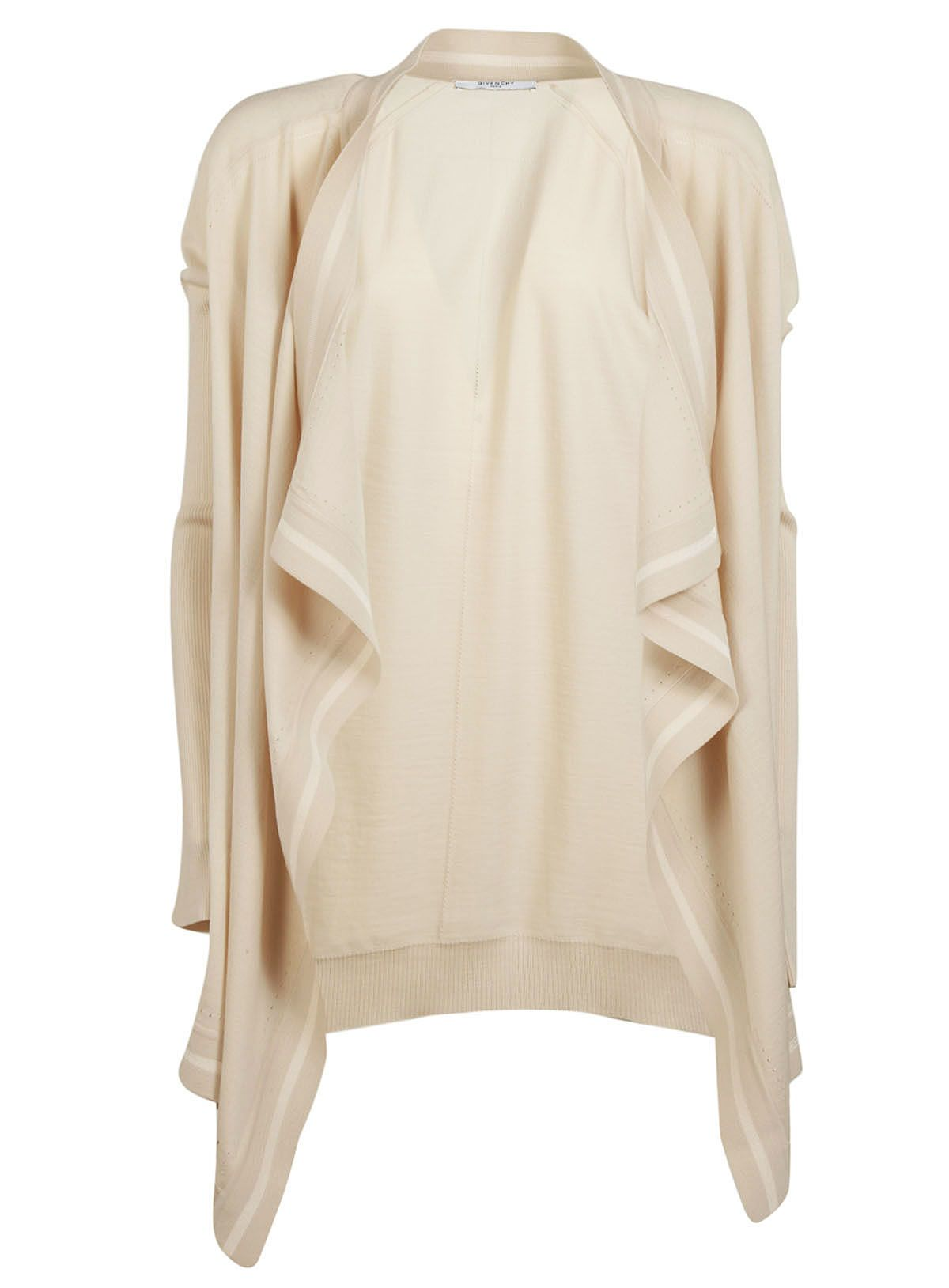 Givenchy Givenchy Waterfall Front Cardigan