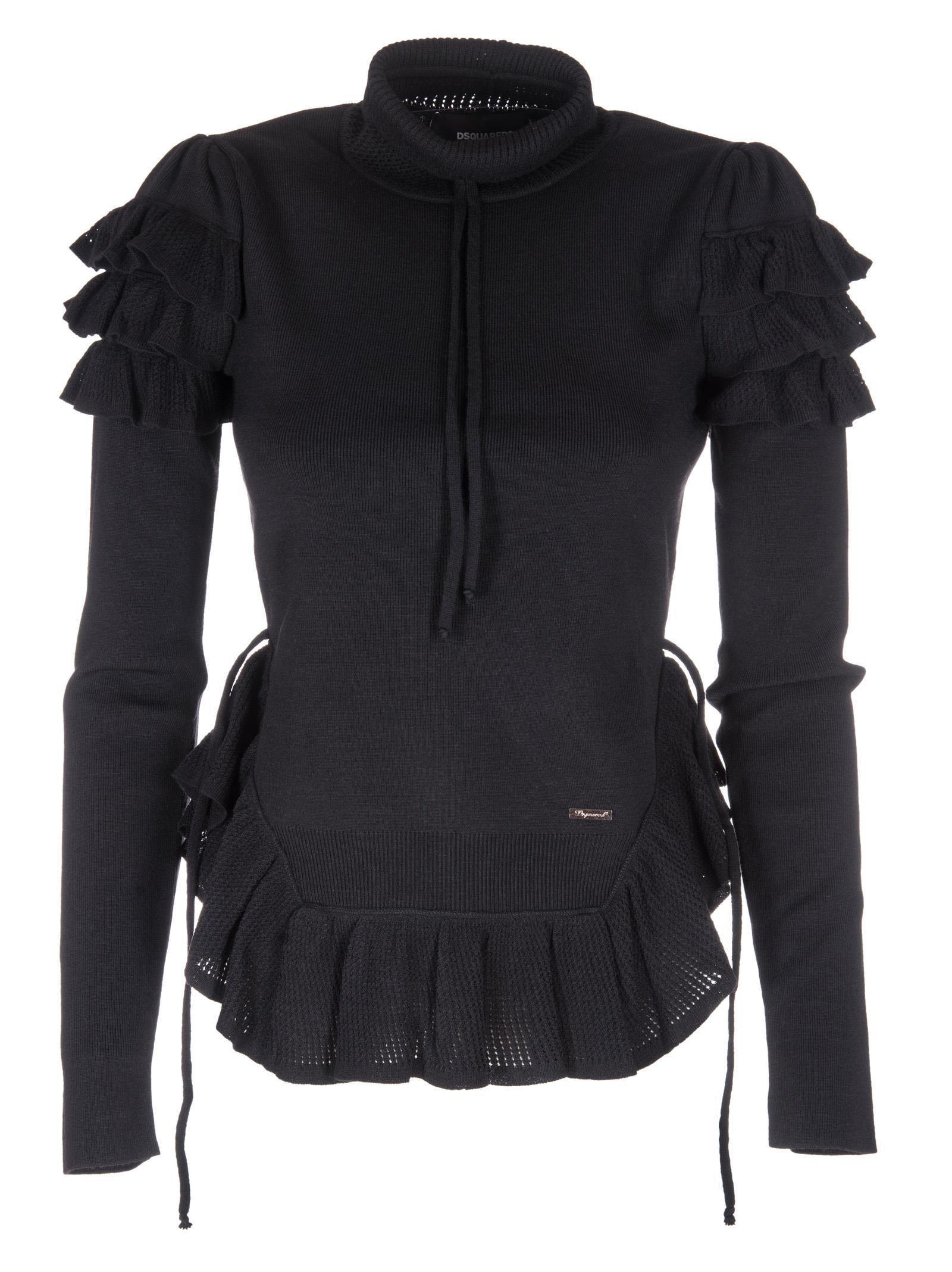 Dsquared2 Frill Top