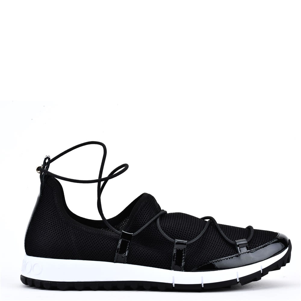 Andrea Black Trainers