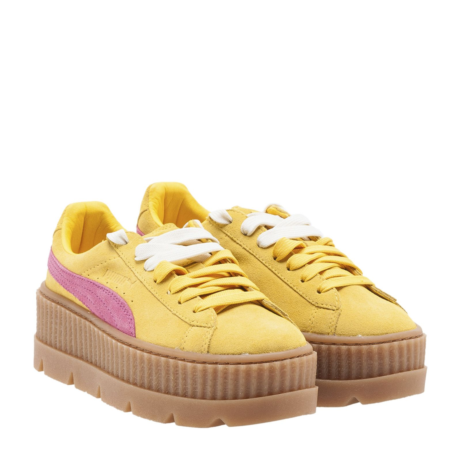 Fenty X Puma Suede Cleated Creeper Sneakers