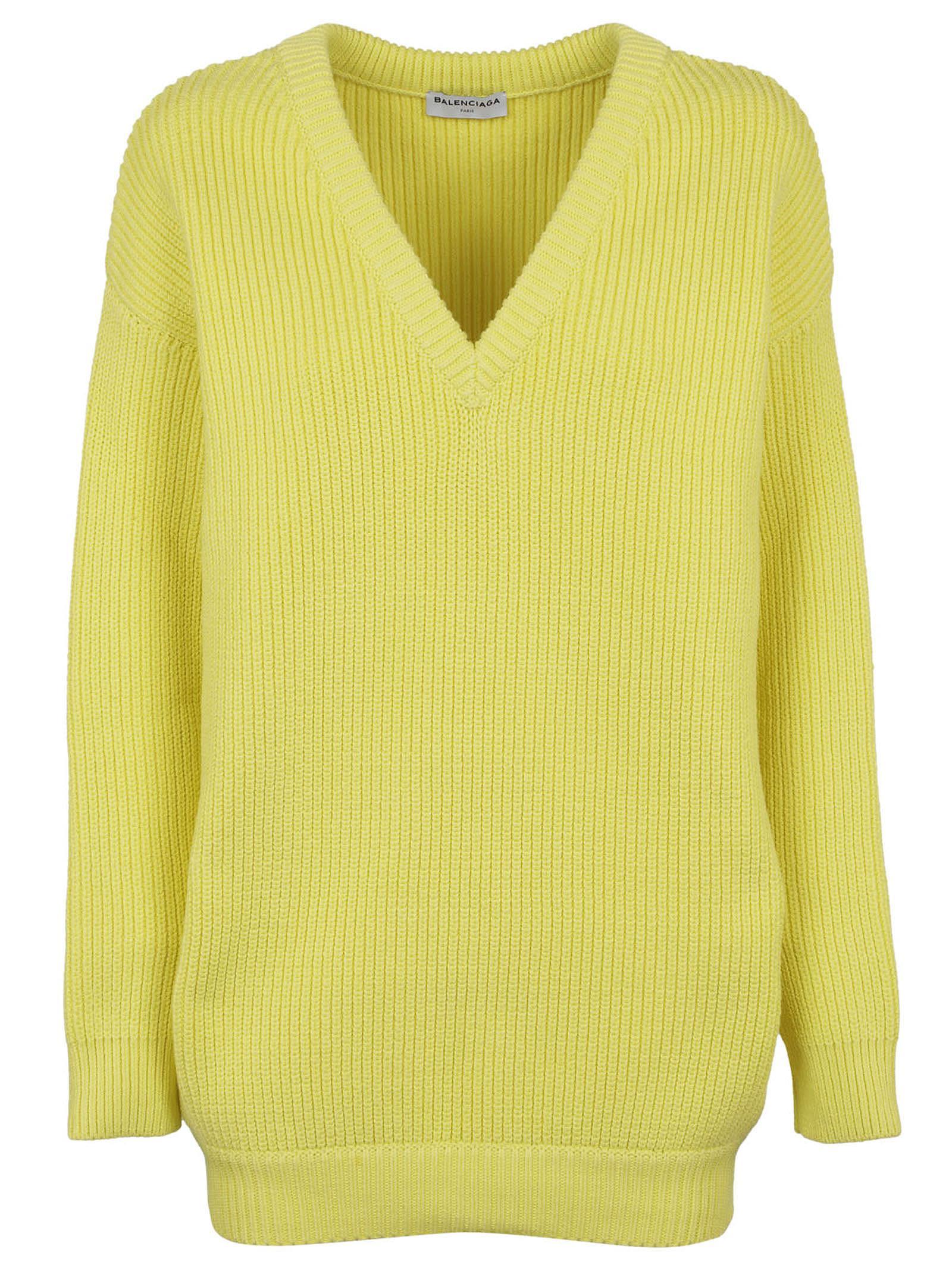Balenciaga - Balenciaga Classic Sweater, Women's Sweaters | Italist