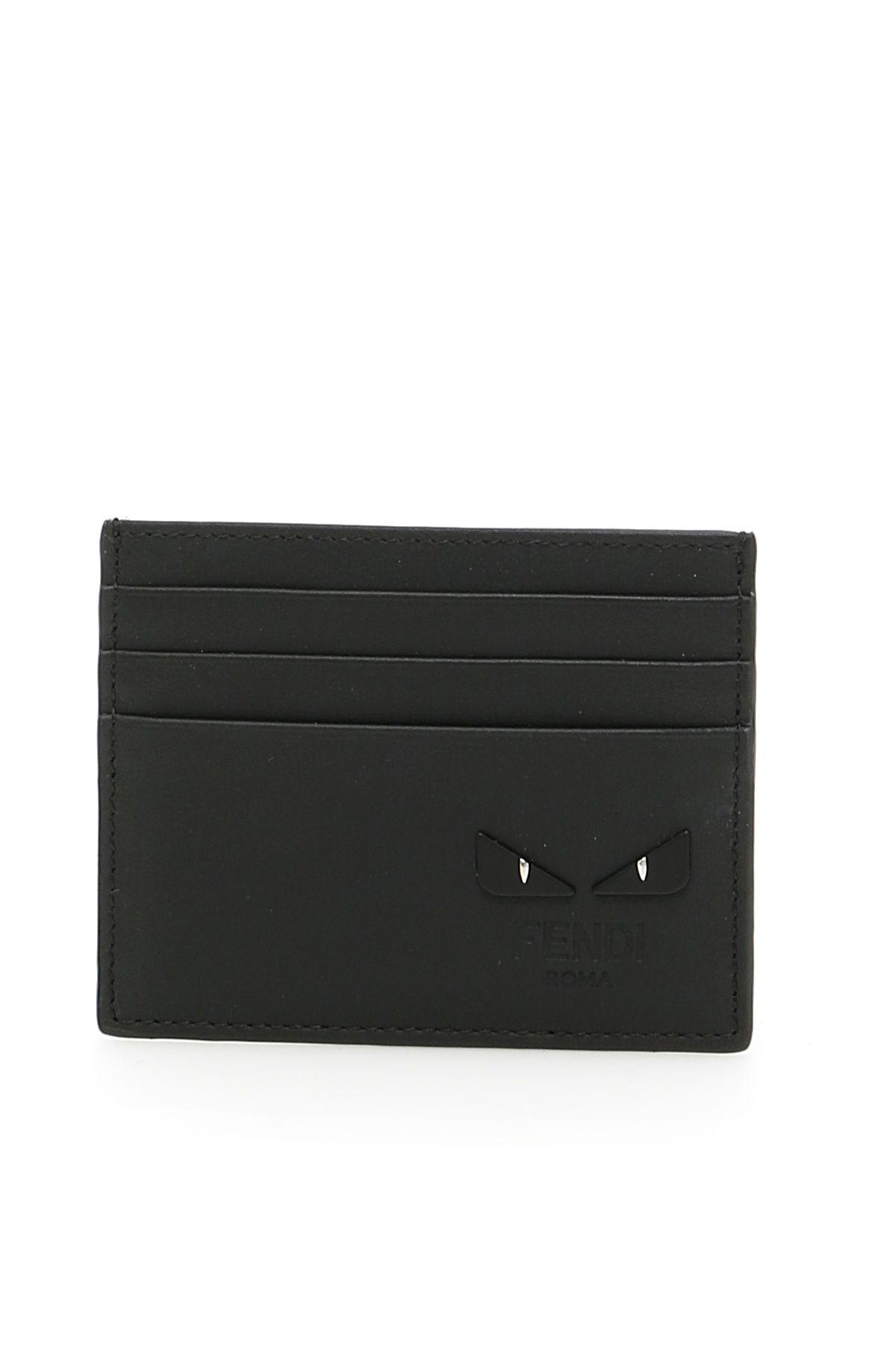 Century Calfskin Bag Bugs Cardholder