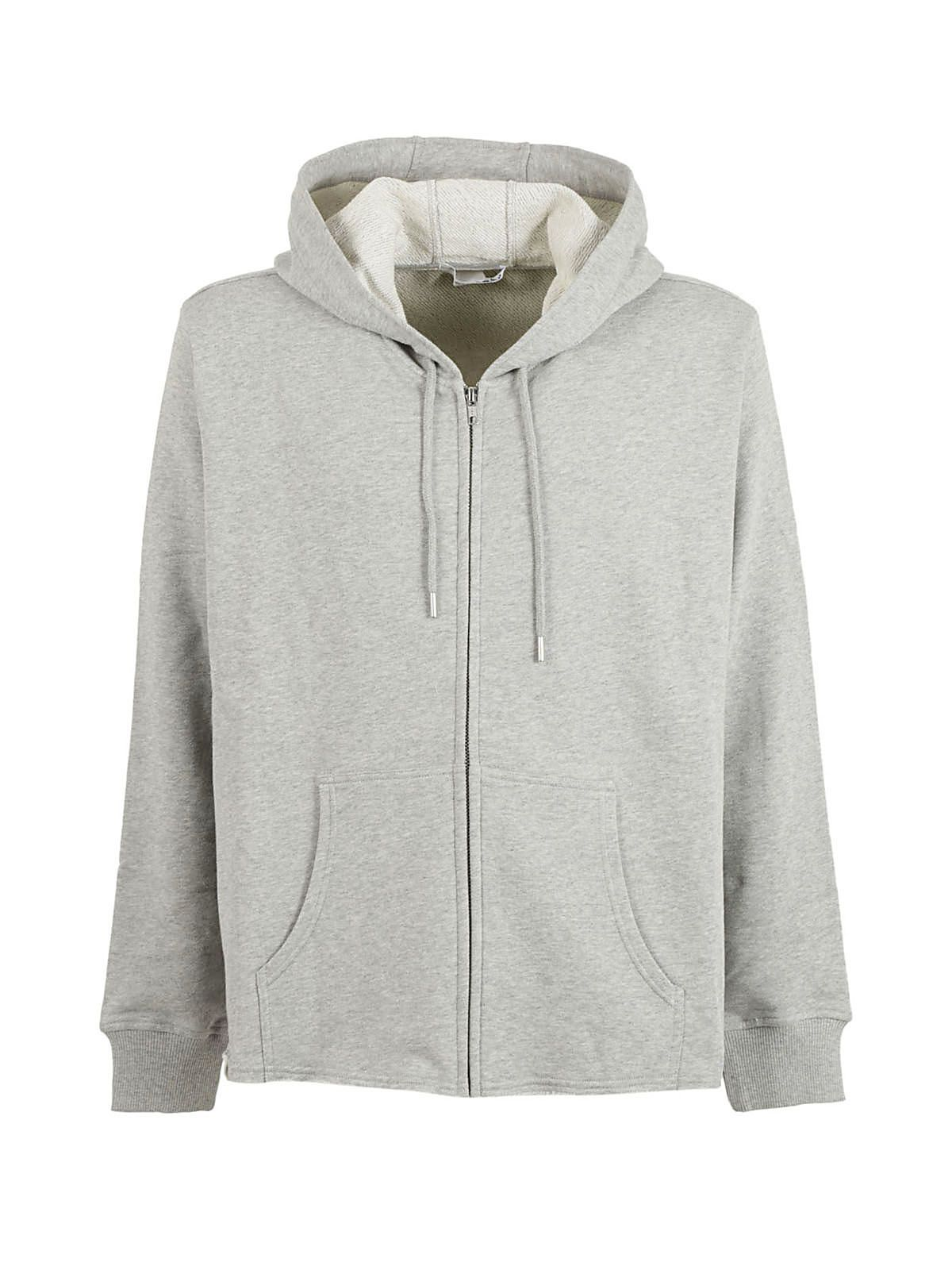 Comme Des Gar?ons Shirt Boy Cropped Zip Hoodie