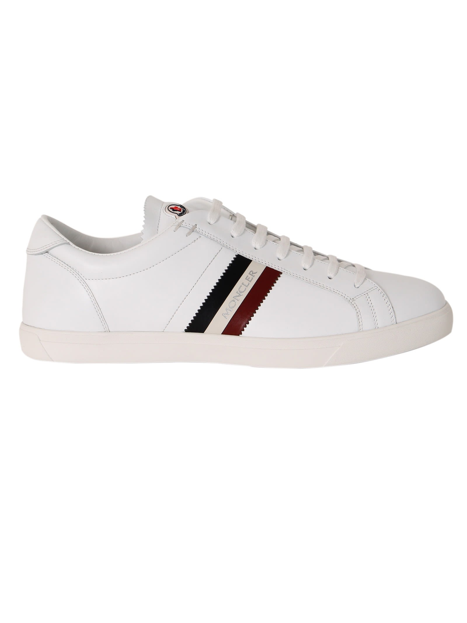 White La Monaco Low Sneakers