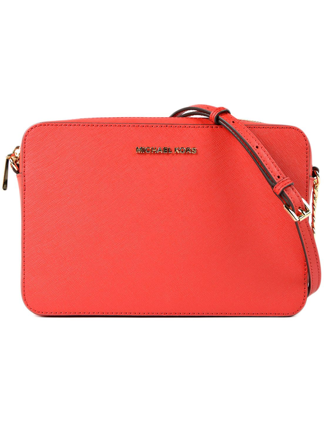 Michael Kors Large Jet Set Crossbody Bag