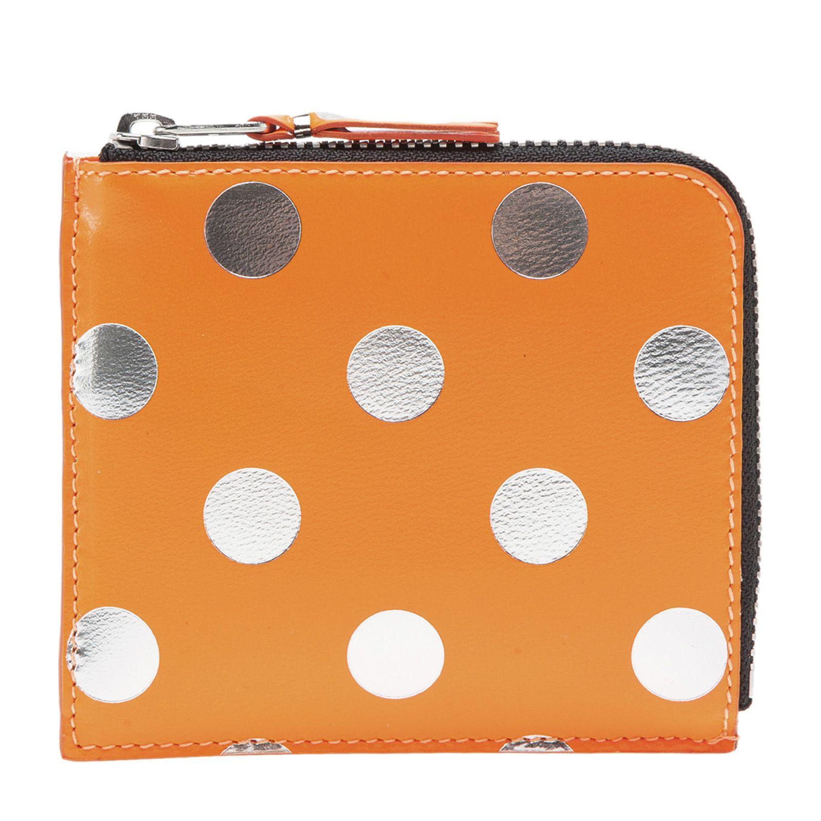Comme Des Garçons Wallet Polka Dot Small Wallet