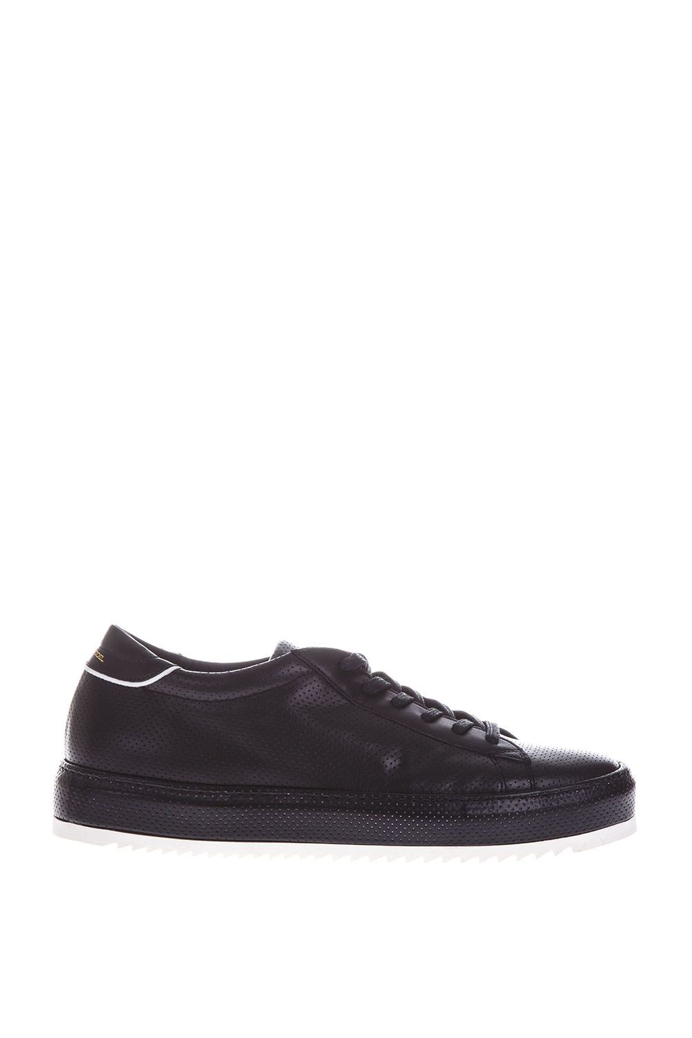 Philippe Model Perforated Leather Sneakers