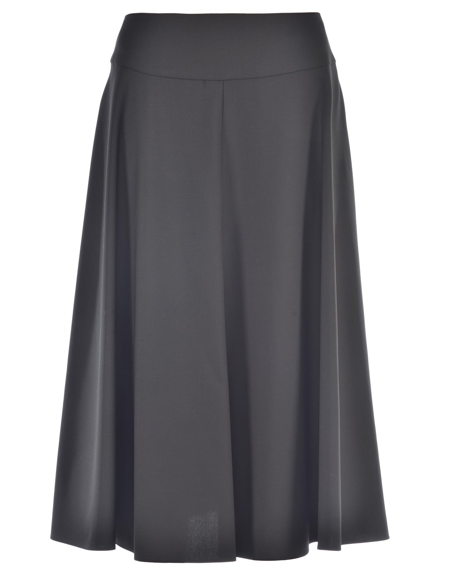 Jil Sander Wool Skirt