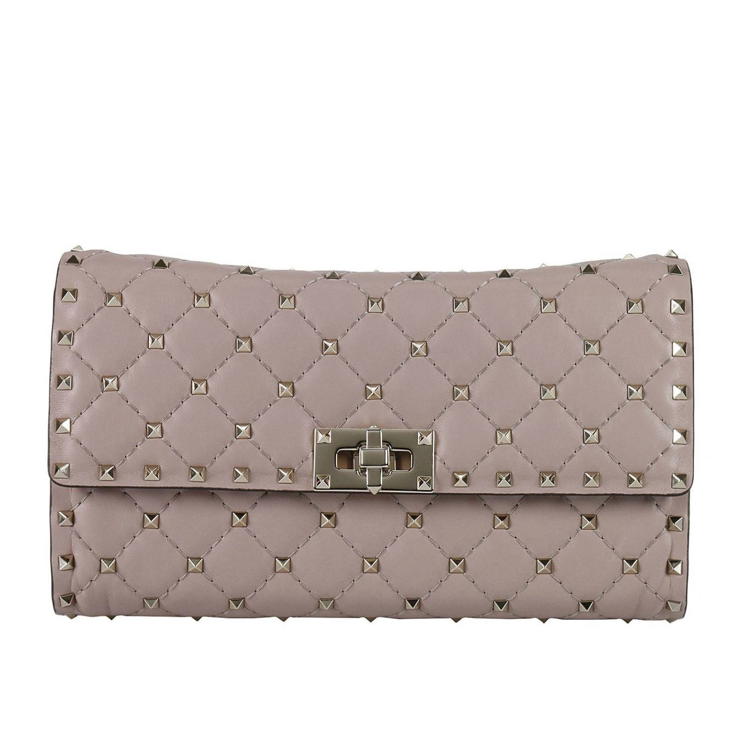 Clutch Shoulder Bag Women Valentino Garavani
