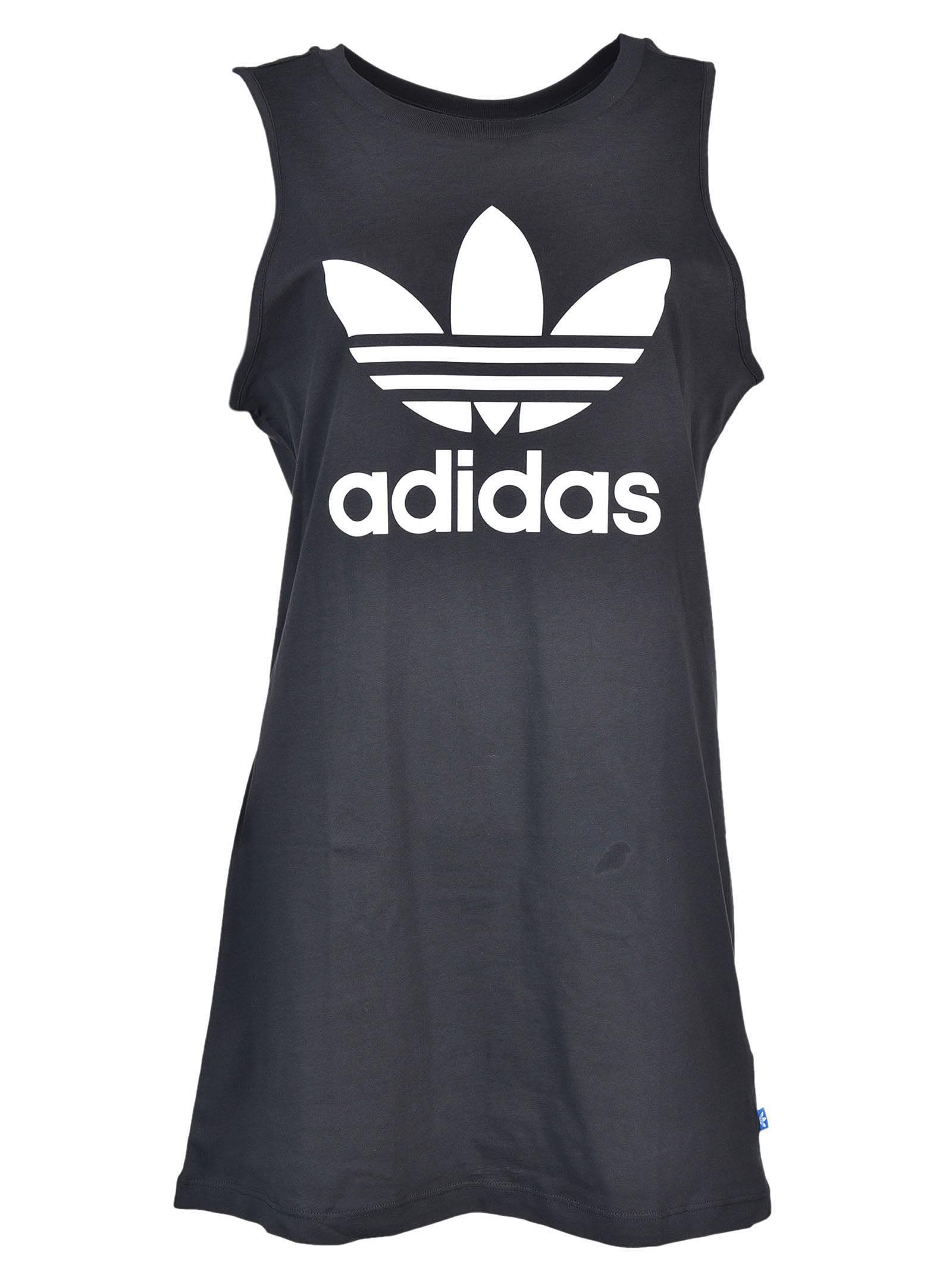Adidas Trefoil Tank Dress