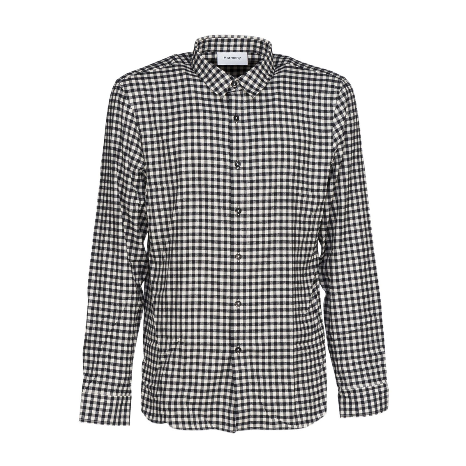 Harmony Paris Gingham Check Shirt