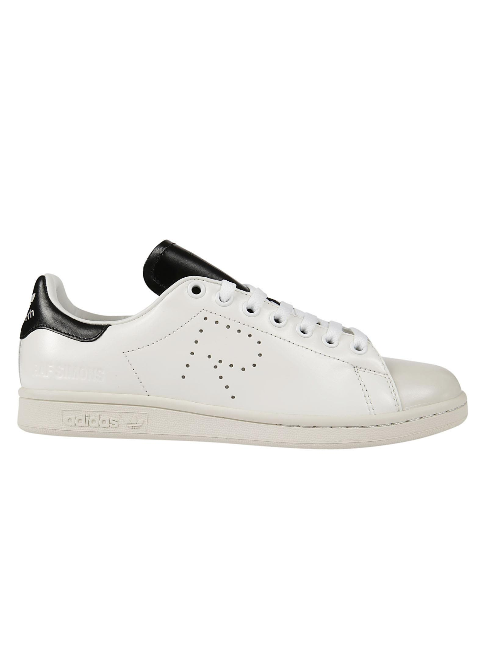 raf simons adidas by raf simons stan smith sneakers. Black Bedroom Furniture Sets. Home Design Ideas