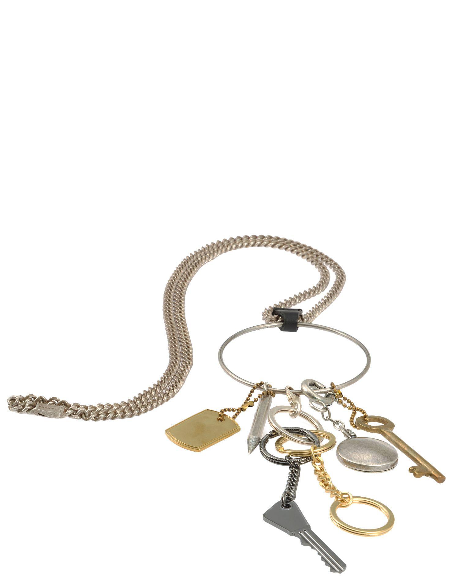 Maison Margiela Brass Necklace