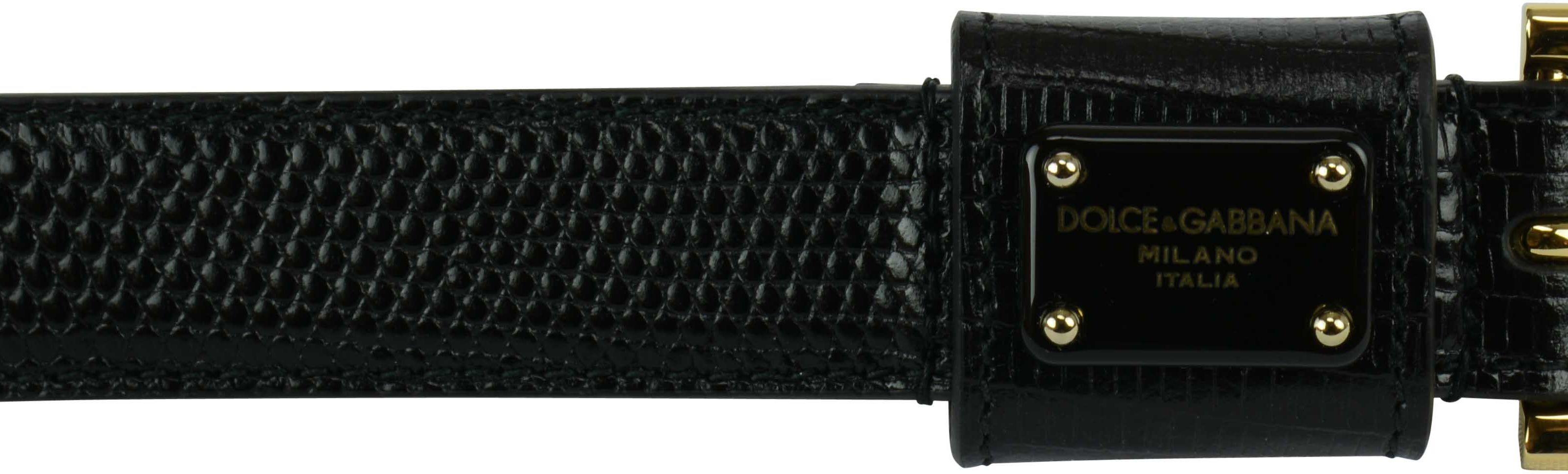 Dolce & Gabbana Man Belt