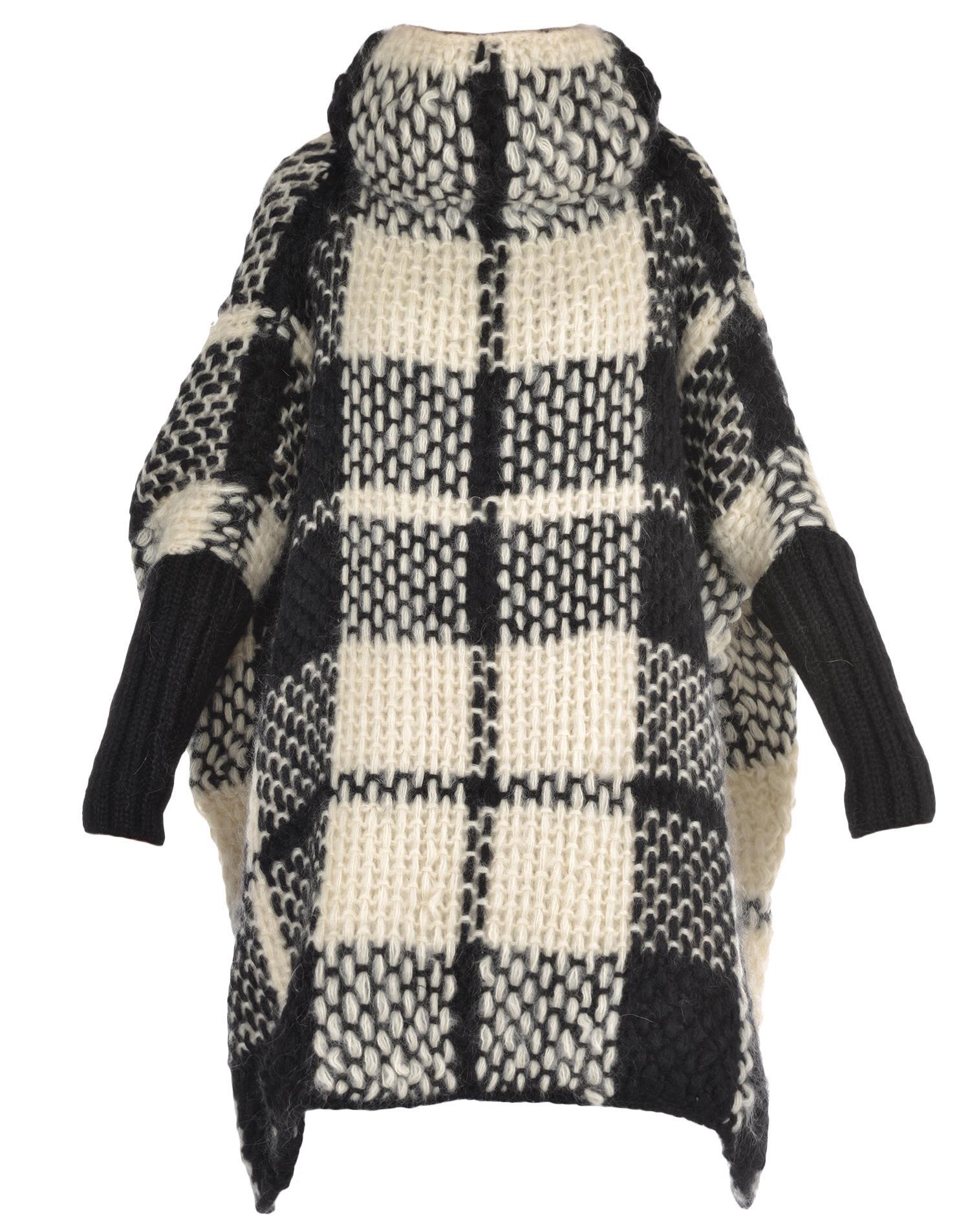 Woolrich Maxi Wool Sweater